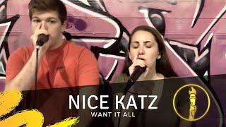 Nice Katz   I Want It All   Shoutout to American Beatbox