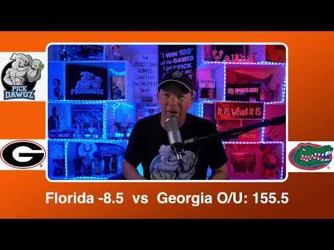 Florida vs Georgia 2/20/21 Free College Basketball Pick and Prediction CBB Betting Tips