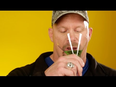 Steve Austin Tries Fancy Cocktails For The First Time