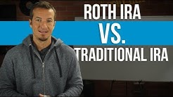 Roth IRA vs Traditional IRA. Which retirement account is best for you?