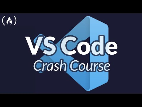 Visual Studio Code Crash Course