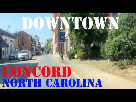 Concord - North Carolina - Downtown Drive