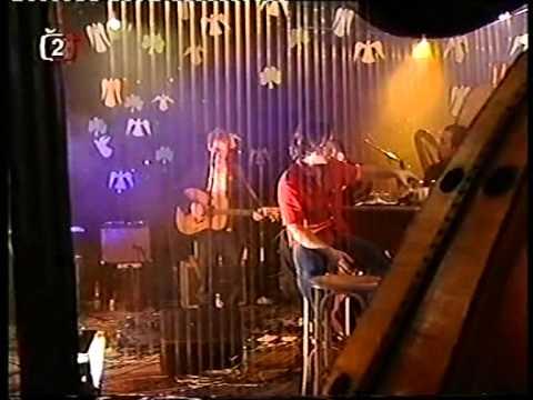 Glen Hansard/The Frames v ČT / Noc s Andělem 2003