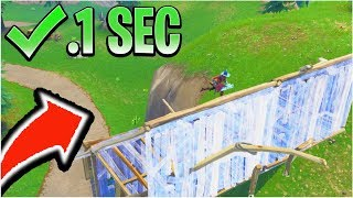 EASY Tips to BUILD FAST on Console! How to Build Faster in Fortnite (Ps4/Xbox Building Tips)