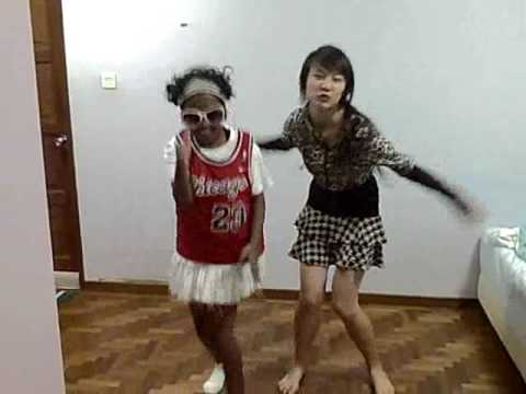Asian Avril Lavigne & Lil'mama MUSIC VIDEO