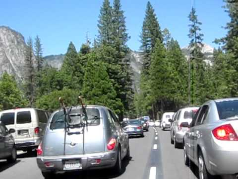 Yosemite travel alert