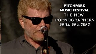 """The New Pornographers perform """"Brill Bruisers"""" - Pitchfork Music Festival 2015"""