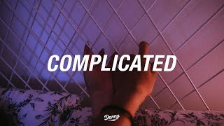 "Trap RnB Instrumental ""Complicated"" Bryson Tiller 