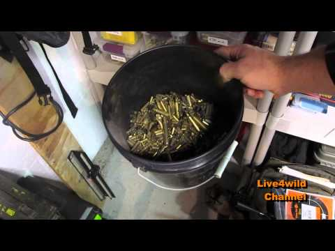 Cleaning Brass for Reloading