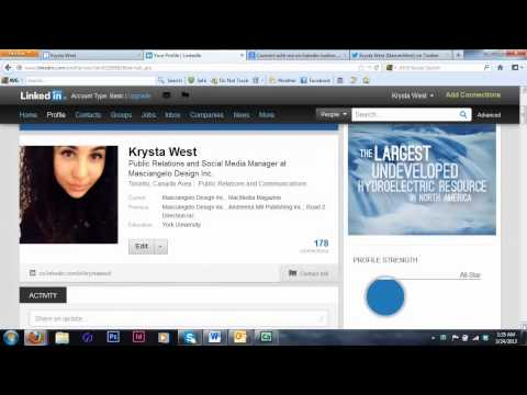 How to Add a Functional LinkedIn Button to Your Email Signature on Microsoft Outlook