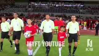 China vs India 0-0 friendly match highlight HD