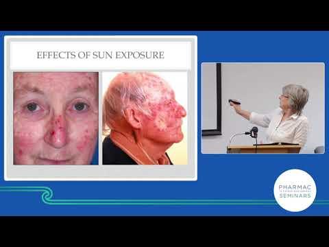 PHARMAC Seminar: Dermatology Update, Ageing Skin Part 1