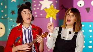 Twinkle Twinkle Little Star | Holly and Milly | Nursery Rhymes | Kids Songs