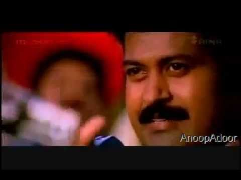 Maanathe Manithumba (Niranaazhi) - Valyettan (2000) MG Sreekumar