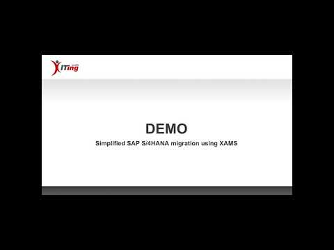 Demo - How to simplify the migration of roles and authorizations to SAP S/4HANA