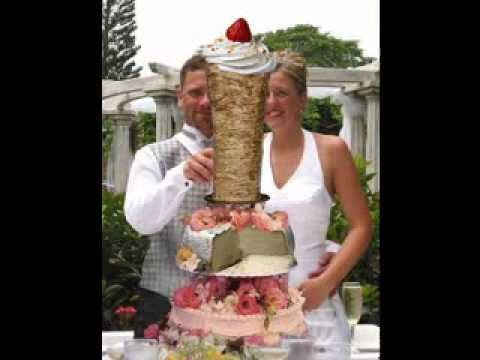 Most unique wedding cakes in the world youtube most unique wedding cakes in the world junglespirit Gallery