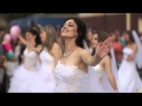 Парад невест 2015 г.Менделеевск