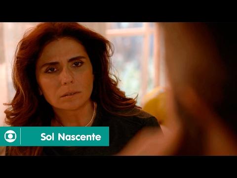 Sol Nascente: capítulo 135 da novela, sexta, 3 de fevereiro, na Globo