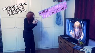WATCH DOCTOR WHO'S PARTNER'S IN CRIME WITH ME! ♥