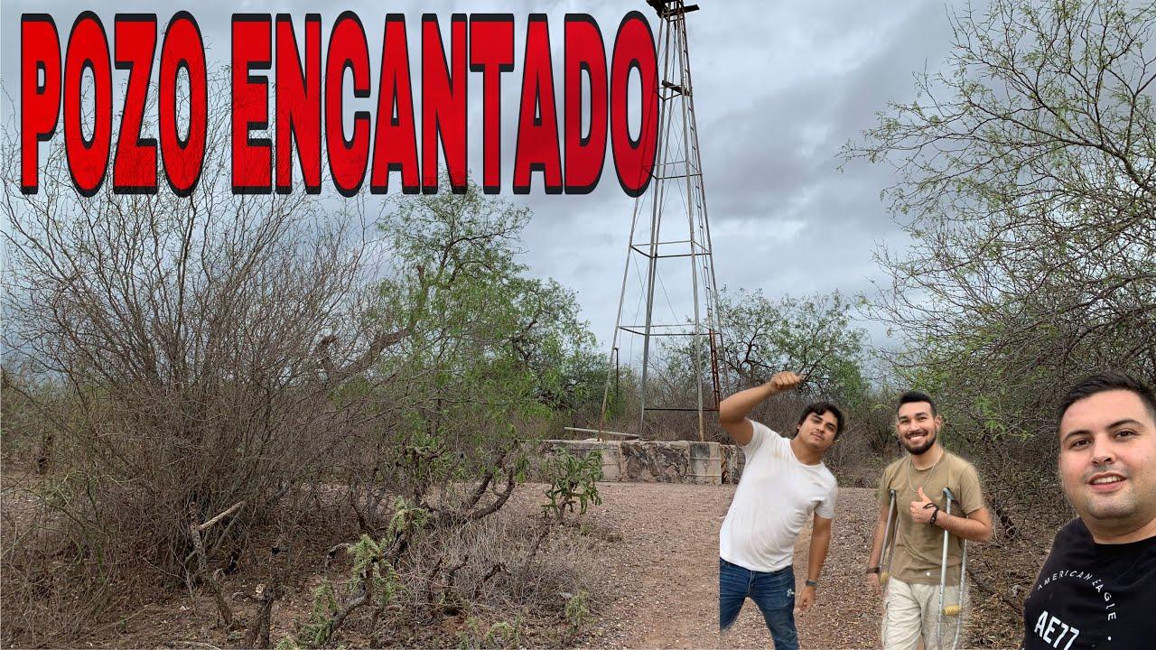 EL POZO ENCANTADO DONDE ALVIN CLICK SUFRIÓ APARATOSA CAÍDA EN BACABACHI - QUIÉN SABE MANO