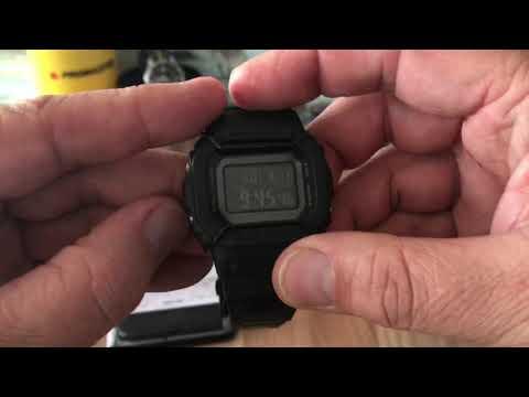 Casio GW-B5600 BB G-Shock long term review & Bluetooth APP Demo