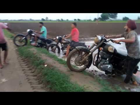 Bullet Racing in Mud (kadu) ------Manki