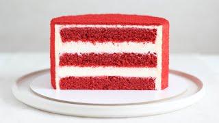 Торт КРАСНЫЙ БАРХАТ потрясающе красивый яркий и вкусный