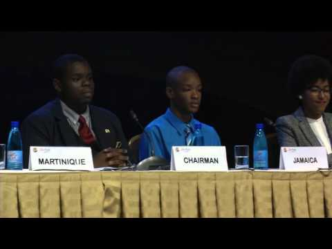 Junior  Ministers Congress at Caribbean Tourism Conference