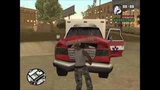 CAZZEGGIO NEL PARCHEGGIO - GTA San Andreas gameplay ITA