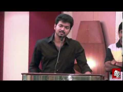 Vijay Speaks at jilla Audio Launch | Cinemavikatan Travel Video