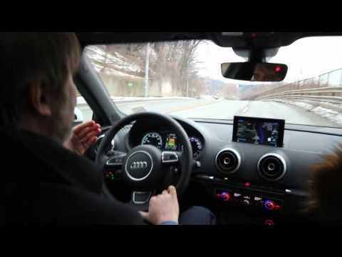 Audi A3 E Tron plug in hybrid PHEV first drive Part 1