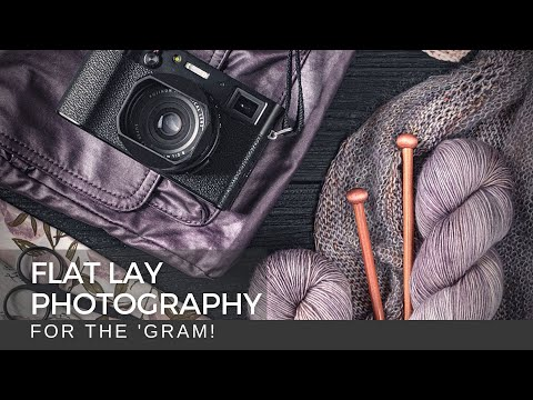 DO IT FOR THE GRAM: Flat Lay Photography | FUJIFILM