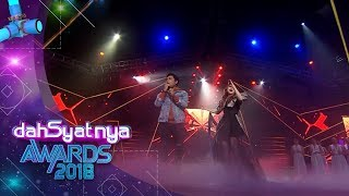 "DAHSYATNYA AWARDS 2018 | Armada Feat. Angela July, ""Asal Kau Bahagia"" [25 JANUARI 2018]"