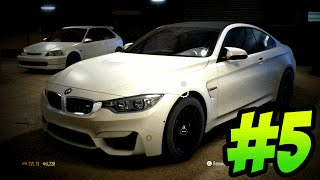 Need For Speed 2015 Gameplay Walkthrough - Part 5 - Buying The BMW M4 (Let