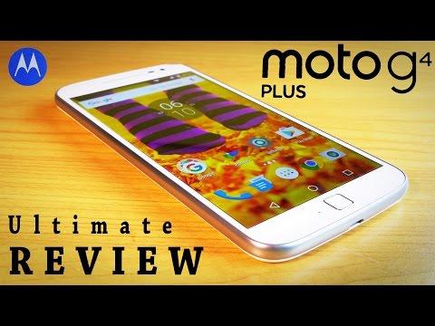 MOTO G4 Plus Full REVIEW, Tips & Tricks, Tutorial (vs Galaxy J7, Z1)