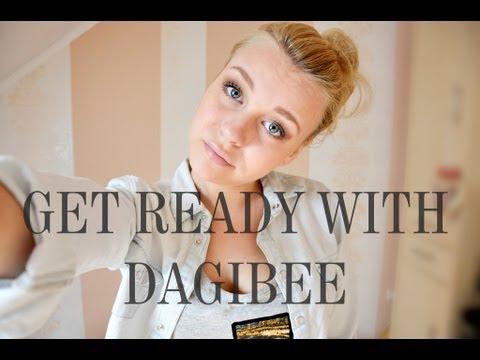 GET READY WITH DAGIBEE #1