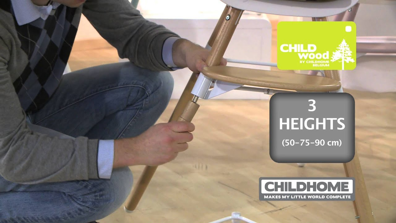 Evolu 2 High Chair