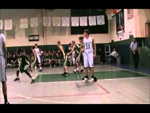 Alex Morris - Basketball Prospect - Class of 2013 - Ashford Academy