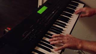 Howard Jones - Conditioning (Live Cover) 2012