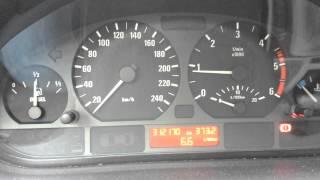 E46 320d '03 ralenti instable à froid