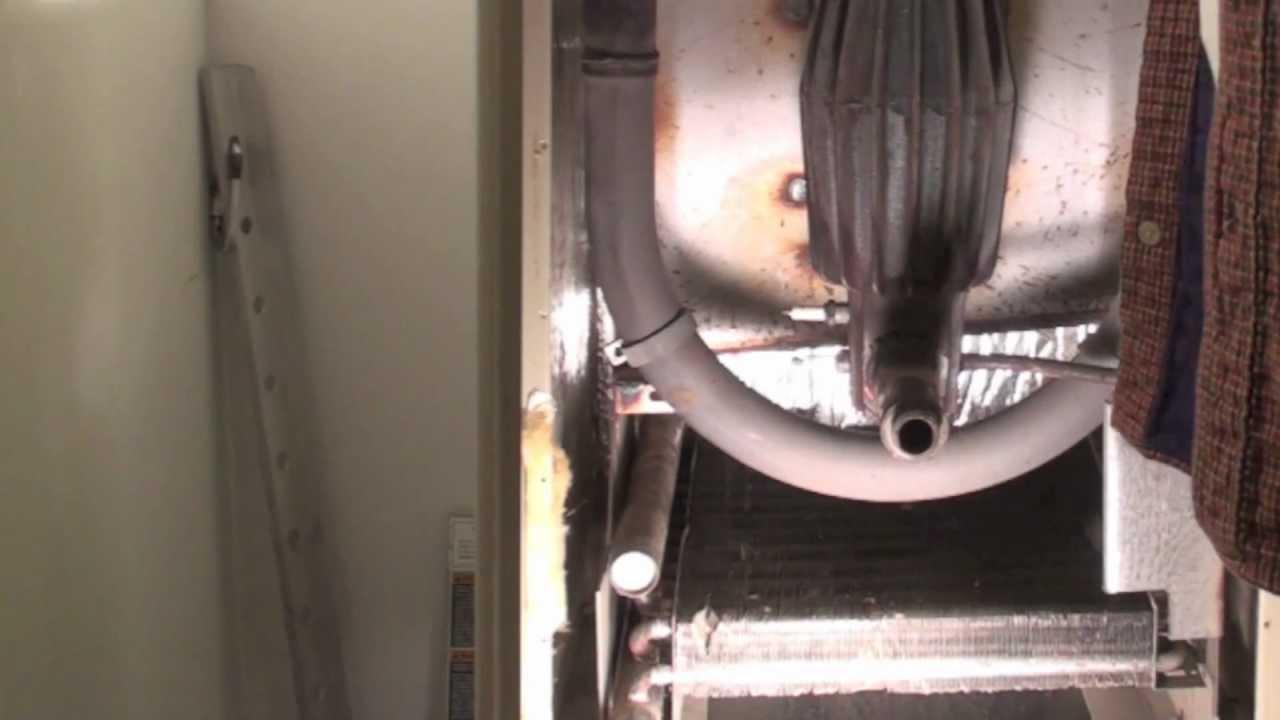 Lennox pulse heat exchanger inside - YouTube