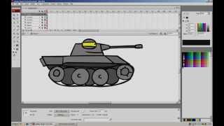КЭД #04. Как это делается: анимация, объединение сцены.