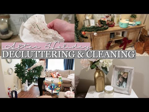 after-holiday-clean-with-me- -extreme-decluttering-&-cleaning- -the-real-housewives-of-youtube