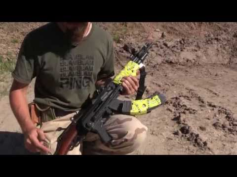 2-Gun Action Challenge: M44/92 Zorka Special!