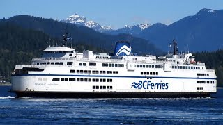 BC Ferries Horseshoe Bay - Langdale (Queen of Coquitlam)