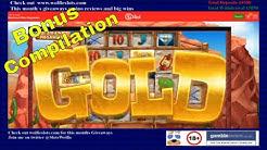 Online Slots Bonus Compilation