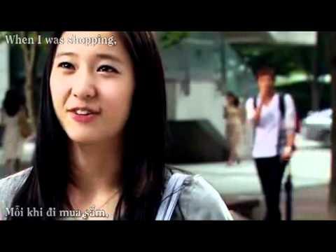 PART2.[ Krystal Minho MV fanmade] [ Engsub & Vietsub] La La La - Leesooyoung