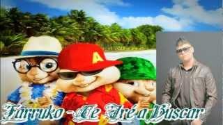 Farruko - Te Ire a Buscar Alvin y Las Ardillas.