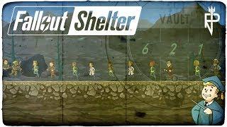 Let's Play Fallout Shelter #621 ☢ Zurück in den Vault 123 mit Euch