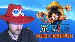 Новые приключения [One piece Grand Adventure] PS2